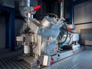 Amoniakalne maszynownie kontenerowe